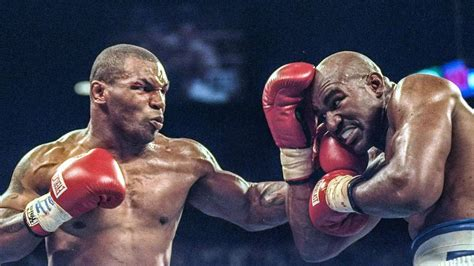 Mike Tyson Wants To Fight A In The Ring by One Show Tyson