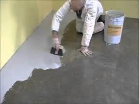 resine pour le sol application de la finition sol en r 233 sine