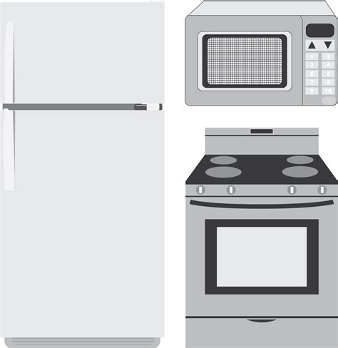 kitchen stove clipart kitchen appliances