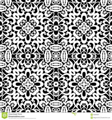 white lace pattern white lace pattern stock vector image of decorative