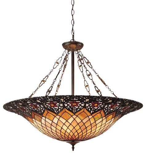 Traditional Pendant Lights Quoizel Lighting Tf1901vb Traditional Pendant Light In Bronze Traditional
