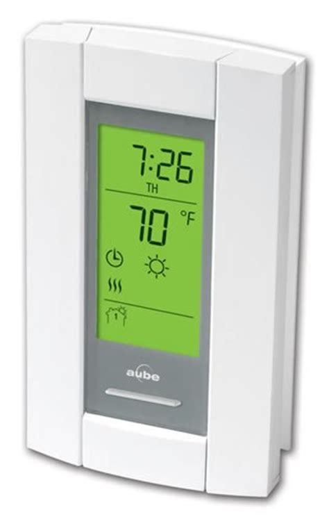 Heated Floor Thermostat save 34 91 honeywell radiant heating 120 240v programmable thermostat with floor sensor and