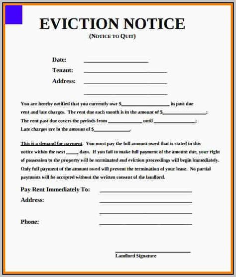 Eviction Notice Template Alabama Eviction Notice Template Alabama Template Resume Exles Mplk3vndwx