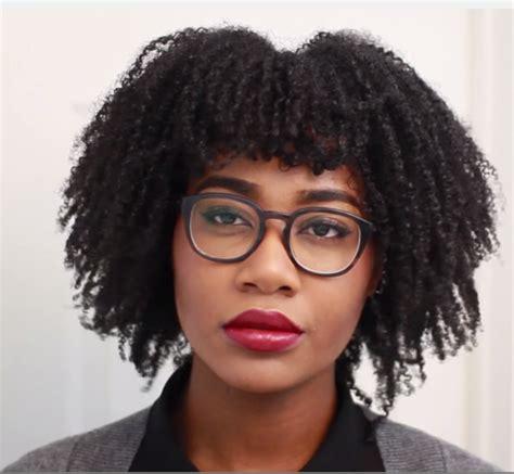 wash and go natural hair 4a 4b hair pinterest 4a 4b wash and go2 black women s natural hair styles a