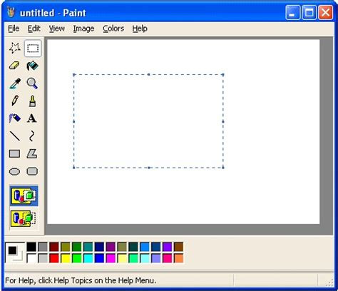 painting for windows xp microsoft paint alternatives and similar software