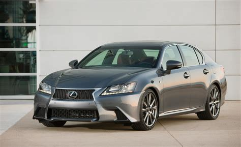 lexus gs350 f sport 2014 car and driver