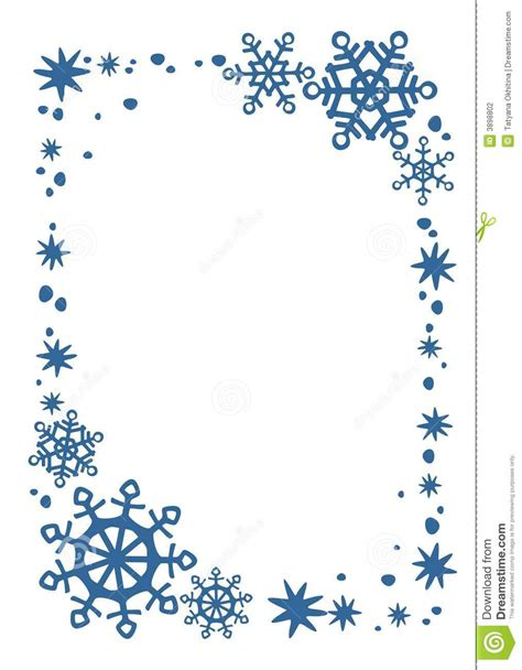 lined paper with snowflake border border latest snowflake border paper snowflake border paper