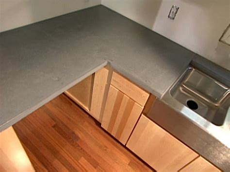 Build A Concrete Countertop by 301 Moved Permanently