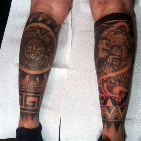 ancient tribal tattoos ancient tribal detailed paintings on legs
