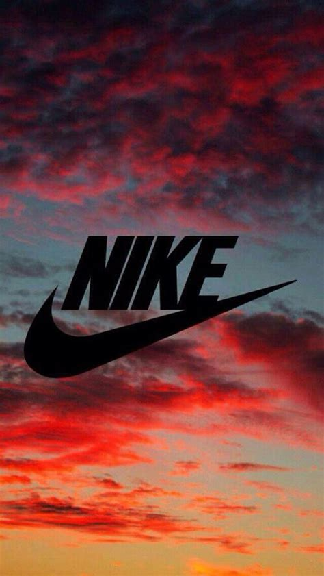 nike logo wallpaper iphone  iphonewallpapers nike
