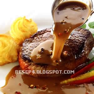 Wajan Steak resep steak daging sapi resep masakan 4