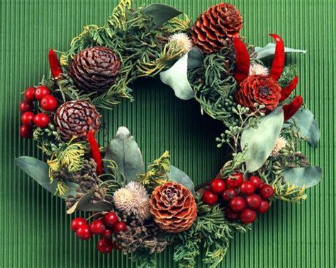 imagenes navideñas naturales coronas navide 241 as 2017 2018 30 fotos e ideas modernas y