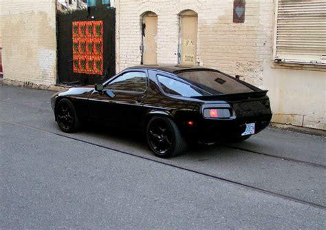porsche 928 black going flat satin black on my phone dials pelican parts