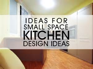 Ideas For Small Space Kitchens Design Ideas Luxus India