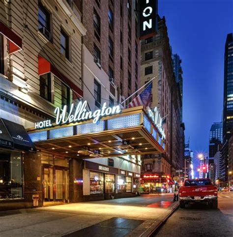 hotel nyc wellington hotel new york city compare deals