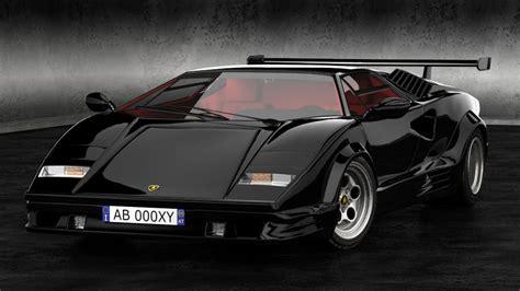 Lamborghini Countach 1990 1990 Lamborghini Countach Overview Cargurus