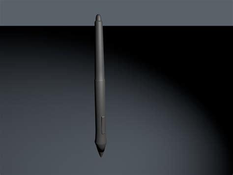 Stylus Pen 2 In 1 Stylus Pen Model Sharp Tic Best Quality Stylus 3d stylus pen model