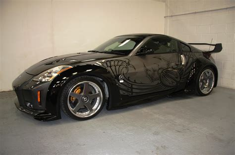 fast and furious z used 2002 nissan 350z v6 for sale in chester pistonheads