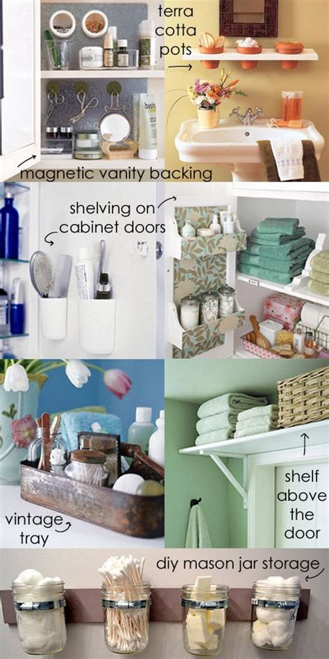 bathroom organization diy 1000 images about vanity make up jewelry closet