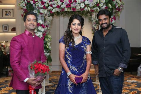 serial actor ganesh gopinath picture 670120 al vijay anchor ramya aparajith wedding