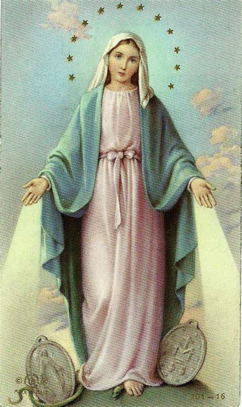 imagen virgen maria de la medalla milagrosa virgen de la medalla milagrosa la virgen mar 205 a
