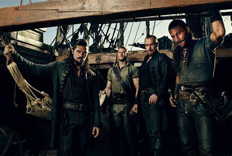 Black Sails | black sails showrunners on season 3 captain flint s story