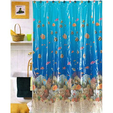 good Cheap Bathroom Decorating Ideas Pictures #1: Unique-Shower-Curtains.jpg
