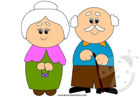 clipart nonni idee per lavoretti nonni