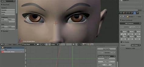 eye tutorial in blender how to rig eyes for dilation in blender 171 software tips