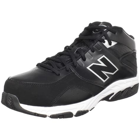 basketball shoes black new balance mens bb581 basketball shoe in black for lyst