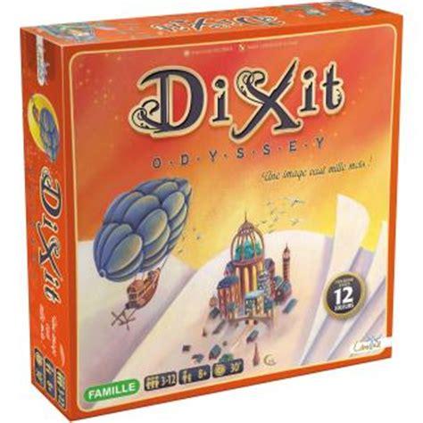 Asmodee Gadget Jeux by Dixit Odyssey Asmodee Jeu De Cartes Achat Prix Fnac