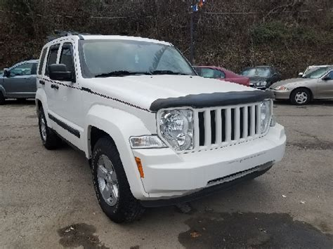 2009 jeep liberty sport 4x4 4dr suv in pittsburgh pa