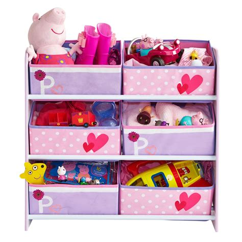 peppa pig bedroom sets peppa pig 6 bin storage unit new bedroom furniture