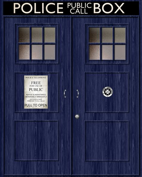 open front door with iphone tardis background by maleficent84 on deviantart