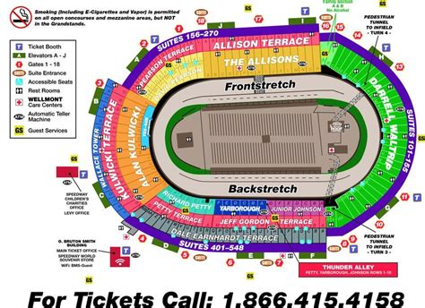 texas motor speedway seating map seating chart fan info bristol motor speedway