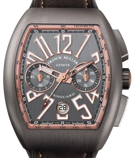 Franck Muller Vanguard franck muller vanguard chronograph ablogtowatch