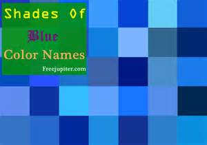 blue color names all shades of blue names pictures to pin on