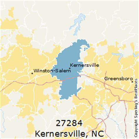 zip code map kernersville nc best places to live in kernersville zip 27284 north