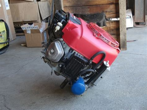 24 Hp Honda Engine Honda Gxv670 24 Hp V Engine Tractors Lawn Mower In