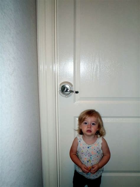 accidentally locked bathroom door accidentally left your kid locked out and now you can t get them to open don t sweat