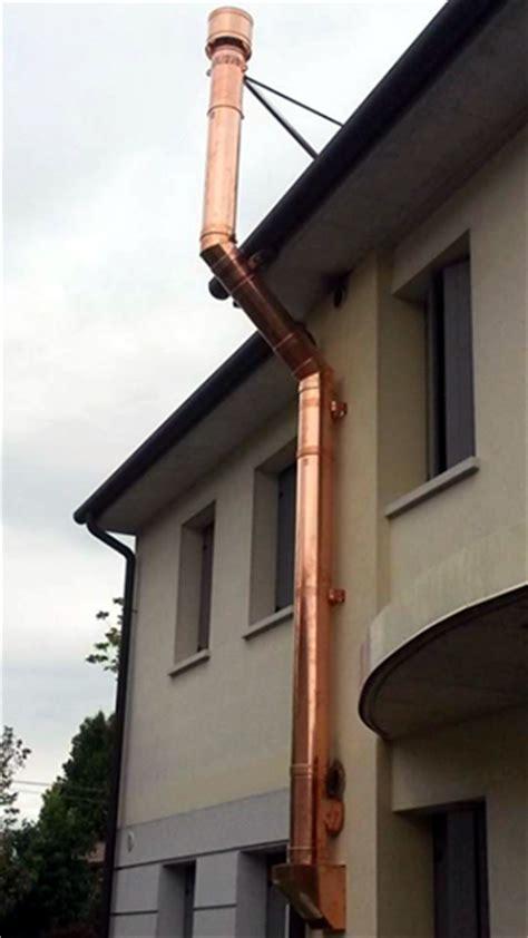 montaggio camini canna fumaria caldaia condominio installazione