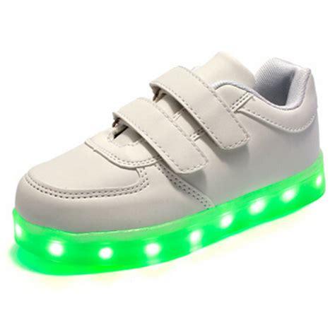 2016 fashion children new led light shoes baby brand