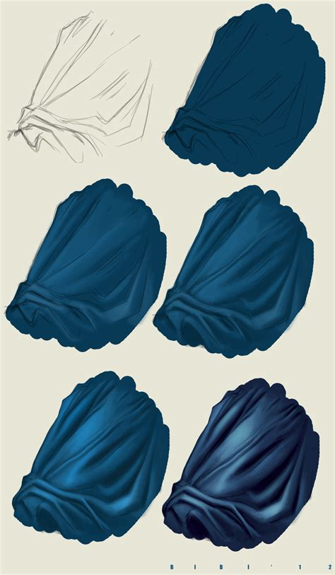 Drapery Tutorial tutorial photoshop n5 drapery by elybibi on deviantart