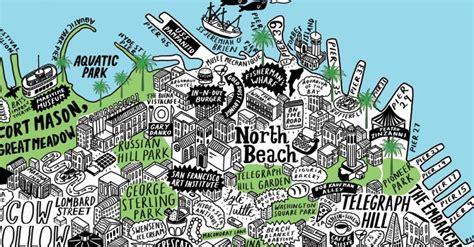 sparks san francisco map ciudades en 3d by luis dilger mundo flaneur