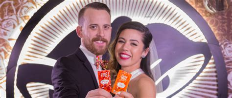 Taco Bell Wedding Sweepstakes - taco bell cantina in las vegas adds weddings to the menu chew boom