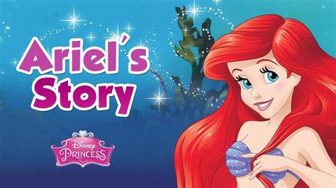 Disney Princess Beginnings Ariel Makes Waves Bertualang Dalam Gelomban photos of disney princess ariel wallpaper sportstle
