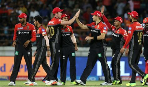 ipl rcb team in 2017 ipl 2017 live streaming royal challengers bangalore vs