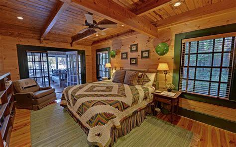 Rooms Brton by Lake Burton Custom Homes Rustic Bedroom Atlanta By