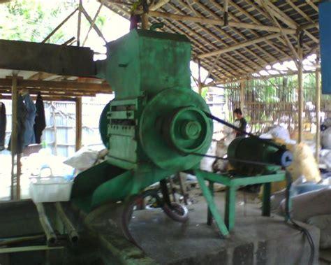 Mesin Cuci Giling Plastik jual pabrik penggilingan plastik masih berjalan plastic