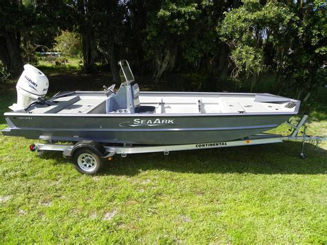seaark boats price list seaark 2072 fxts cc boats for sale in united states